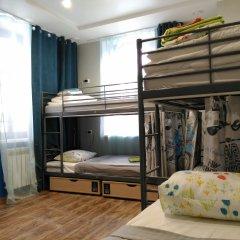 Хостел Кислород O2 Home Кровать в общем номере фото 10