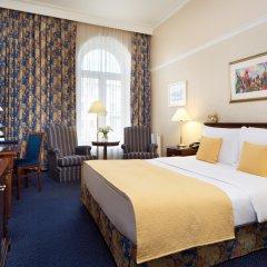 Гостиница Radisson Royal комната для гостей