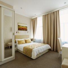Гостиница Павелецкая Аэро 3* Стандартный номер двуспальная кровать фото 4