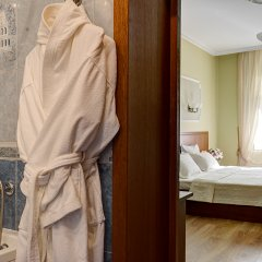 Гостевой дом Луидор Апартаменты с разными типами кроватей фото 25