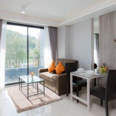 Отель ZEN Premium Surin Beach 4* Стандартный номер с различными типами кроватей фото 5