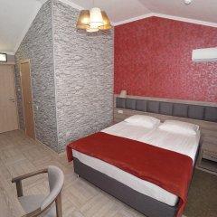 Парк-отель ДжазЛоо 3* Стандартный номер с двуспальной кроватью