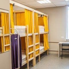 Хостел Рус-Новосибирск Кровать в общем номере двухъярусные кровати фото 13