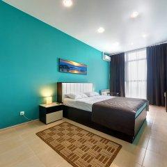 Апарт-Отель Тихая Бухта Стандартный номер с различными типами кроватей фото 5