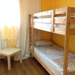 Гостиница Вернисаж Номер Эконом с разными типами кроватей (общая ванная комната) фото 14