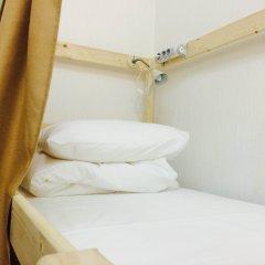 Centeral Hotel & Hostel Кровать в женском общем номере фото 4