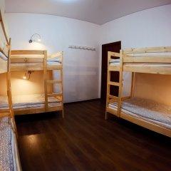 Mayak Hostel Кровать в общем номере с двухъярусной кроватью фото 6