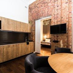 Апарт-Отель F12 Apartments Апартаменты с различными типами кроватей фото 9