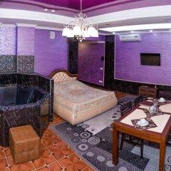 Гостиница Малибу Люкс с разными типами кроватей фото 8