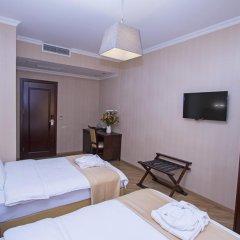 Отель KMM 3* Стандартный номер с различными типами кроватей фото 2