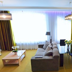 Гостиница Ajur 3* Апартаменты разные типы кроватей фото 2