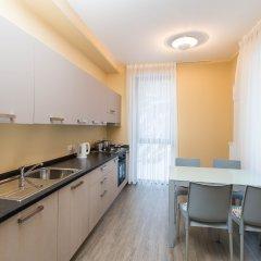 Апарт-Отель Skypark Апартаменты с разными типами кроватей фото 16