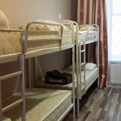 Хостел ROCK Кровать в общем номере с двухъярусной кроватью фото 2