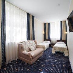Парк-Отель и Пансионат Песочная бухта 4* Стандартный номер с различными типами кроватей фото 17