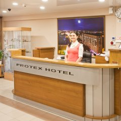 Гостиница Протекс Екатеринбург интерьер отеля