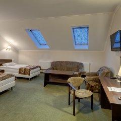 Гостиница Берлин 3* Полулюкс с разными типами кроватей фото 5