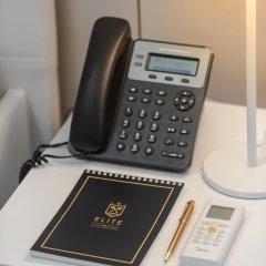 Гостиница Апарт-Отель Elite Казахстан, Нур-Султан - 2 отзыва об отеле, цены и фото номеров - забронировать гостиницу Апарт-Отель Elite онлайн ванная