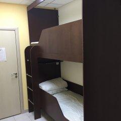 Хостел Кот на Крыше Кровать в общем номере фото 15