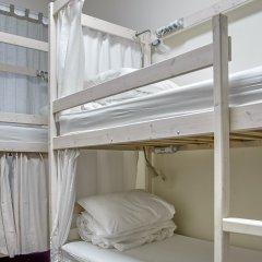 Centeral Hotel & Hostel Кровать в общем номере фото 14