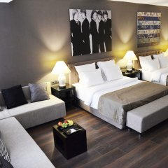 Quentin Boutique Hotel 4* Люкс с различными типами кроватей фото 2