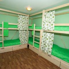 Хостел ВАМкНАМ Захарьевская Кровать в мужском общем номере с двухъярусной кроватью фото 12