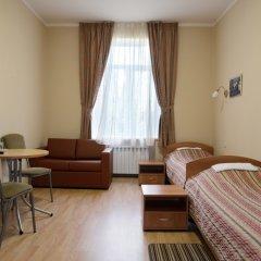 Хостел Останкино Кровать в общем номере с двухъярусными кроватями фото 2
