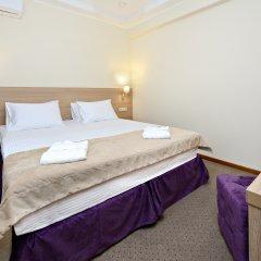 Гостиница Ярославская 3* Люкс с двуспальной кроватью фото 8