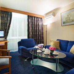 Гостиница Вега Измайлово 4* Стандартный номер с разными типами кроватей фото 5