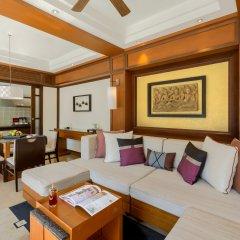 Banyan Tree Phuket Hotel 5* Вилла разные типы кроватей фото 5