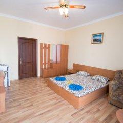 Гостиница Частный пансионат Лазурный Стандартный номер с различными типами кроватей фото 7