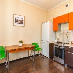 Апартаменты Inndays Шаболовка Стандартный номер с различными типами кроватей фото 6