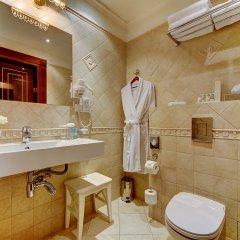 Бутик-Отель Золотой Треугольник 4* Улучшенный номер с различными типами кроватей фото 17