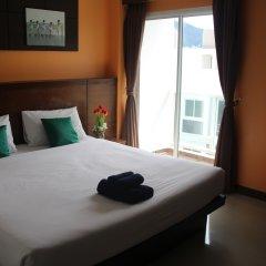 Green Harbor Patong Hotel 2* Стандартный номер разные типы кроватей фото 11