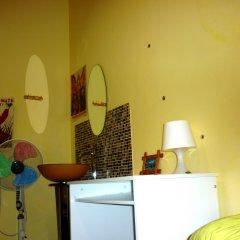 Hostel RETRO Номер с общей ванной комнатой с различными типами кроватей (общая ванная комната) фото 2