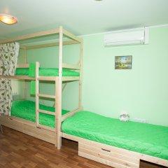 Хостел ВАМкНАМ Захарьевская Кровать в мужском общем номере с двухъярусной кроватью фото 9