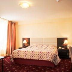 Ани Плаза Отель 4* Улучшенный номер с различными типами кроватей фото 3