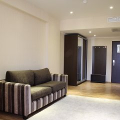 Гостиница Кристалл 3* Люкс с различными типами кроватей фото 3