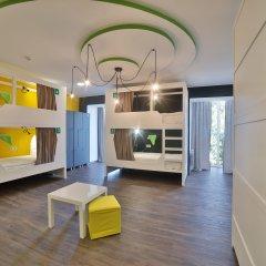 Хостел Nice Пенза Кровать в общем номере с двухъярусной кроватью фото 2