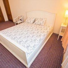 Гостиница Гермес 3* Улучшенный номер двуспальная кровать фото 3