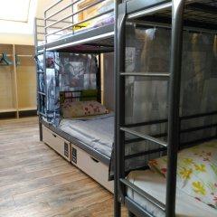 Хостел Кислород O2 Home Кровать в общем номере фото 8