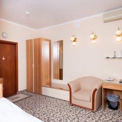 Гостиница Для Вас 4* Стандартный номер с двуспальной кроватью фото 15