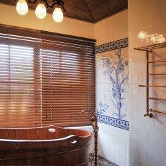 Гостевой Дом Семь Морей Номер Делюкс разные типы кроватей фото 27