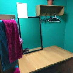 Мини-отель & Хостел Заря Кровать в женском общем номере двухъярусные кровати фото 2