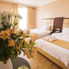 Отель KMM 3* Стандартный номер с различными типами кроватей фото 9