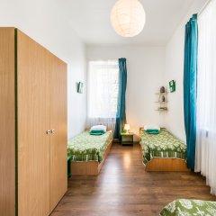 Хостел и Кемпинг Downtown Forest Номер с различными типами кроватей (общая ванная комната) фото 42