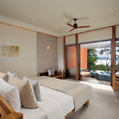 Sri Panwa Phuket Luxury Pool Villa Hotel 5* Люкс с различными типами кроватей фото 2