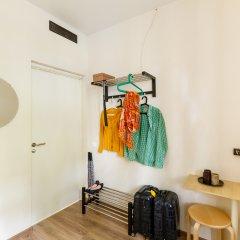 Nice Hostel Павелецкая Номер с общей ванной комнатой с различными типами кроватей (общая ванная комната) фото 4
