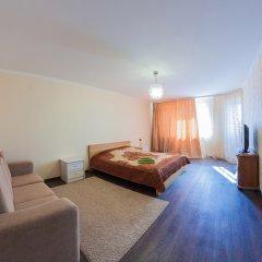 Гостиница Хом-Сити в Тюмени отзывы, цены и фото номеров - забронировать гостиницу Хом-Сити онлайн Тюмень комната для гостей фото 4
