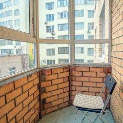 Апартаменты Lux on Serpuhovskaya балкон