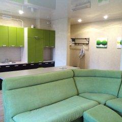 Апартаменты на Баумана Студия с различными типами кроватей фото 20